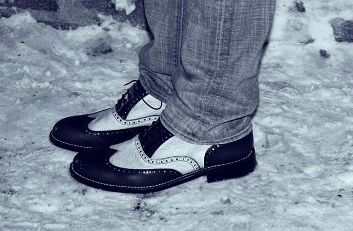 Moda Masculina Inverno Neve