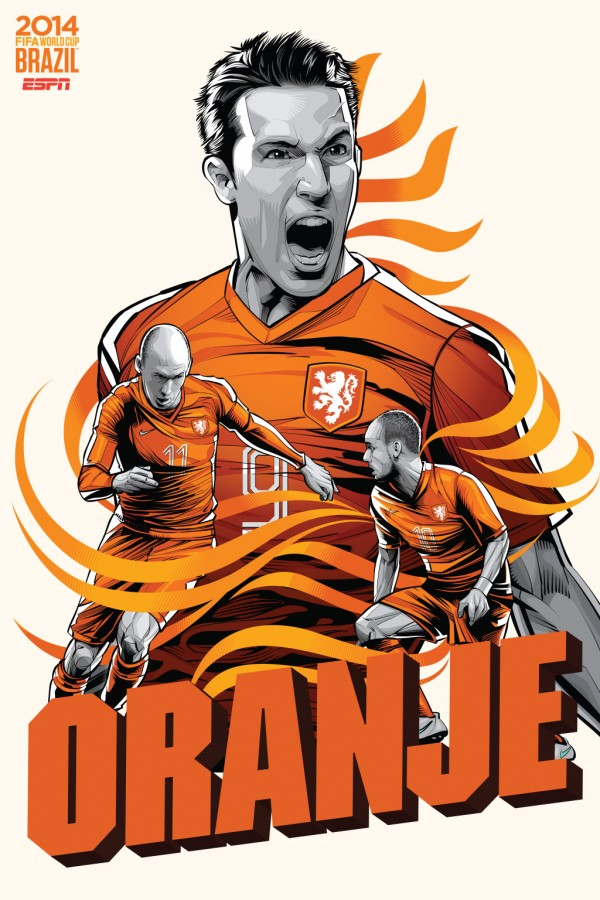 Poster Copa 2014