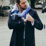 ESTILO T | Look com Casaco de Lã e Lenço