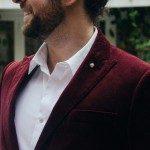 ESTILO T | Look com Blazer de Veludo Bordeaux