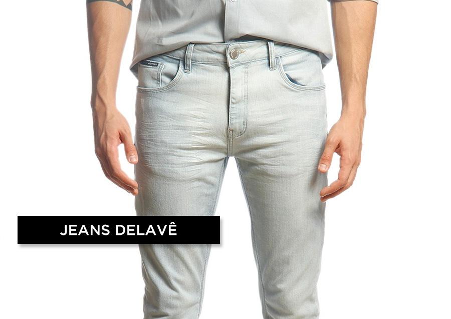 Tipos de Jeans Moda Masculina