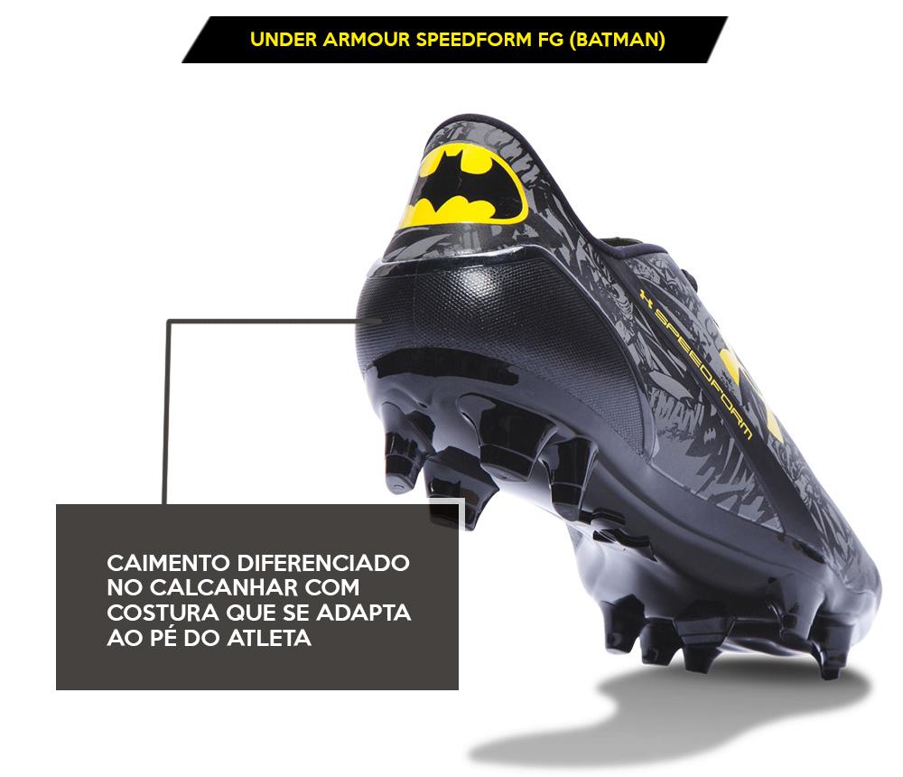 Under Armour Batman