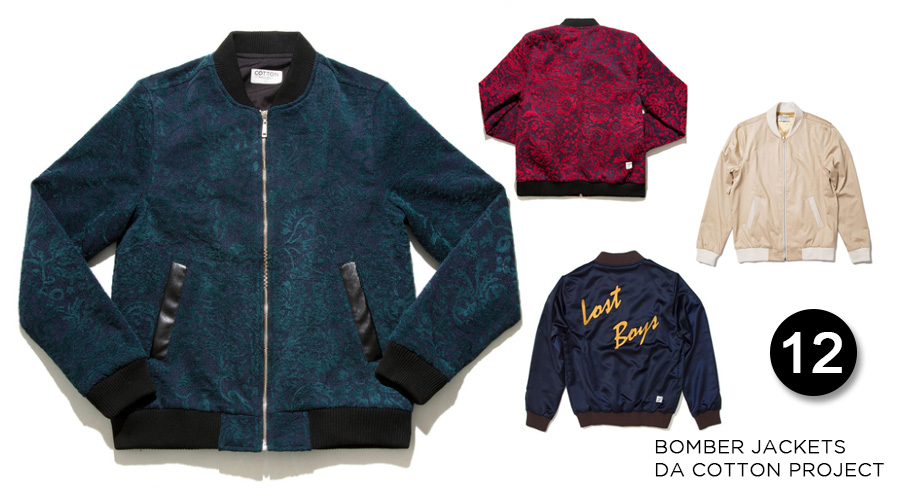Bomber CottonProject
