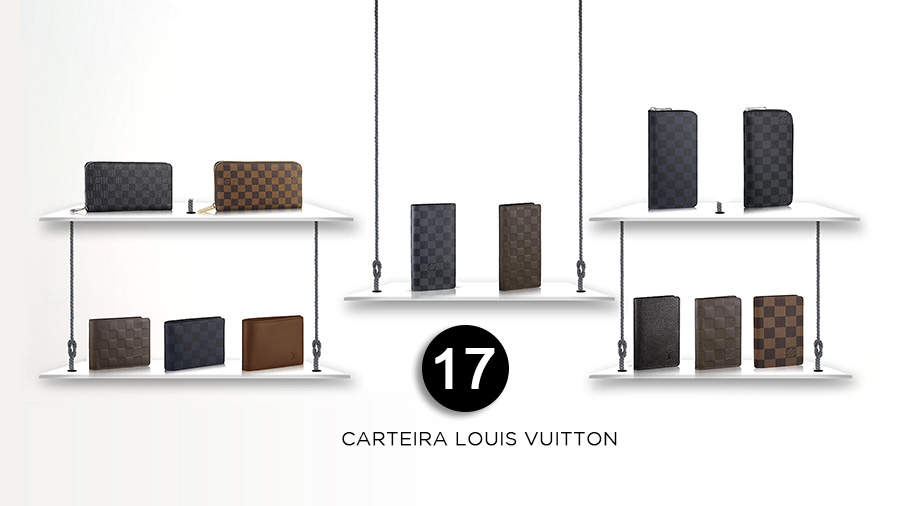 Carteira LouisVuitton