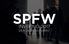 Calendário da SPFW Inverno 2017
