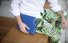 Calça Verde Estampada | Look 1 SPFW N42