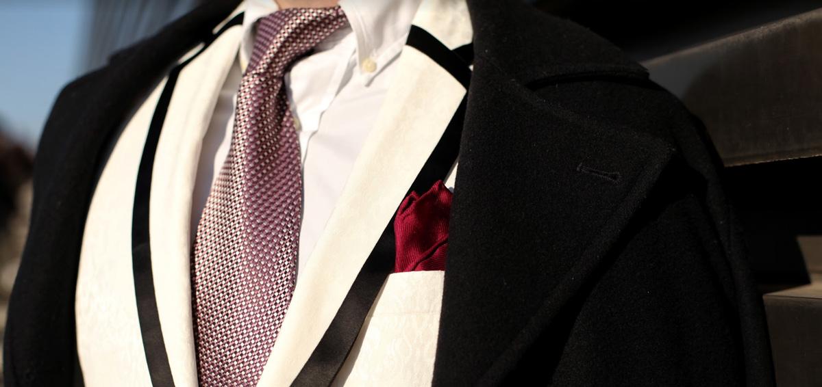 Pitti Uomo | Look 1 Tonanni