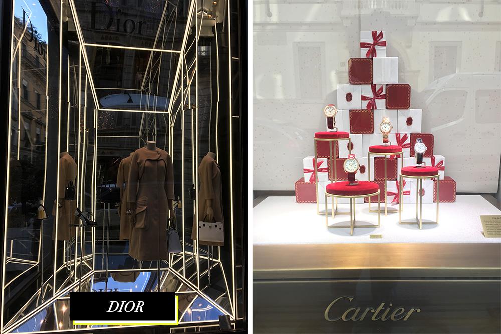 Dior Quadrilatero Della Moda