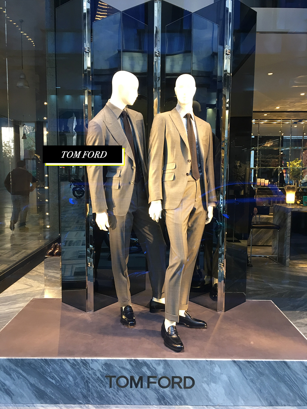 Tom Ford Quadrilatero Della Moda