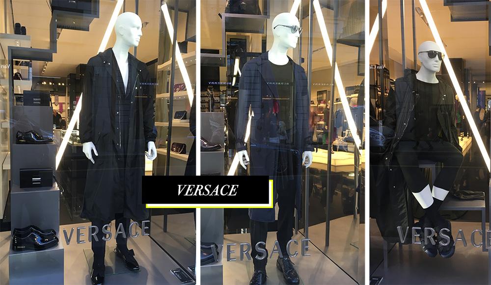 Versace Quadrilatero Della Moda
